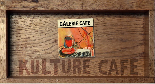 The GalerieCafe - the new cultural center of the town